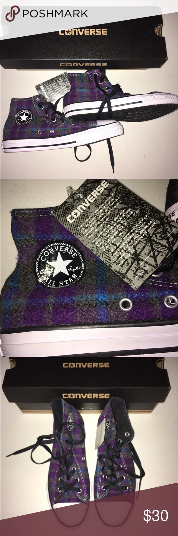 Converse sneakers Chuck Taylor kids size 1 NIB NWT  b75fe340e