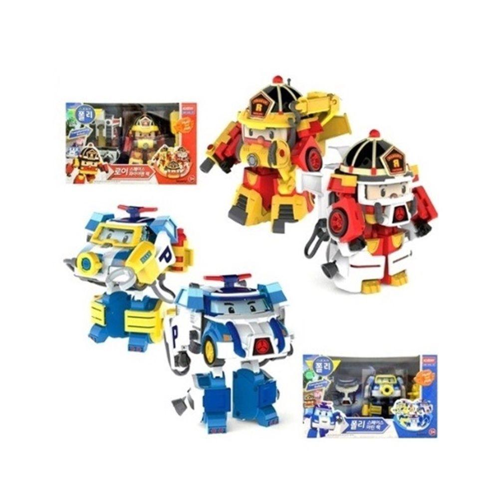Lemon Robocar Poli Toy Transformation Robot Car Poly Theme Parking Mainan 1 Set Details About Transforming Tv Character Toys 2 Pcs