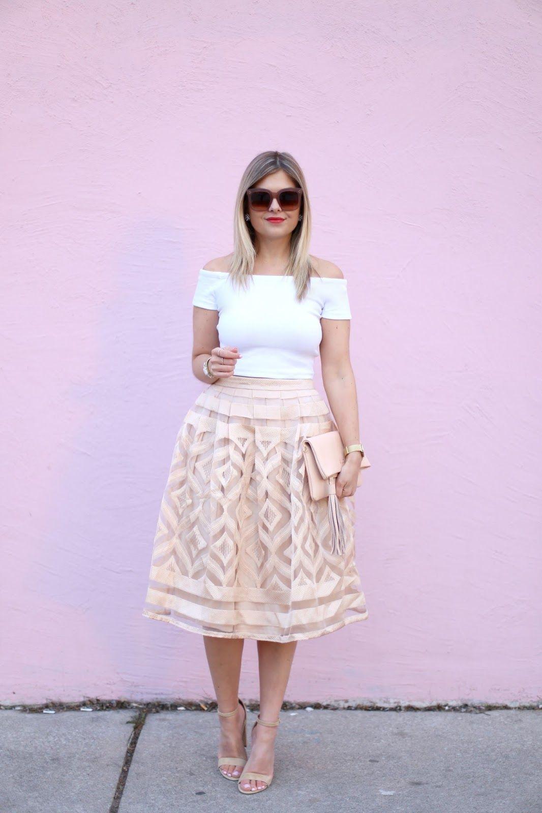 91a968674ccb K.I.S.S. ~ Suburban Faux-Pas | fashionista | Fashion, Midi Skirt ...