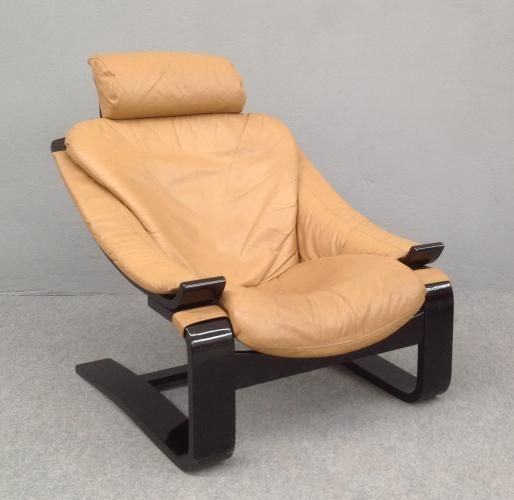 ed027bdc4 Kroken De Lux Lounge Chair by Ake Fribytter for sale at Pamono