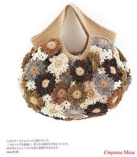 473846b4426d Опрос на он-лайн вязание сумки