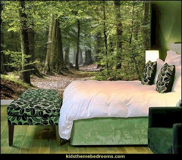 Emejing Forest Themed Bedroom Gallery - Decorating House 2017 ...