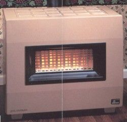 how to start a empire gas heater