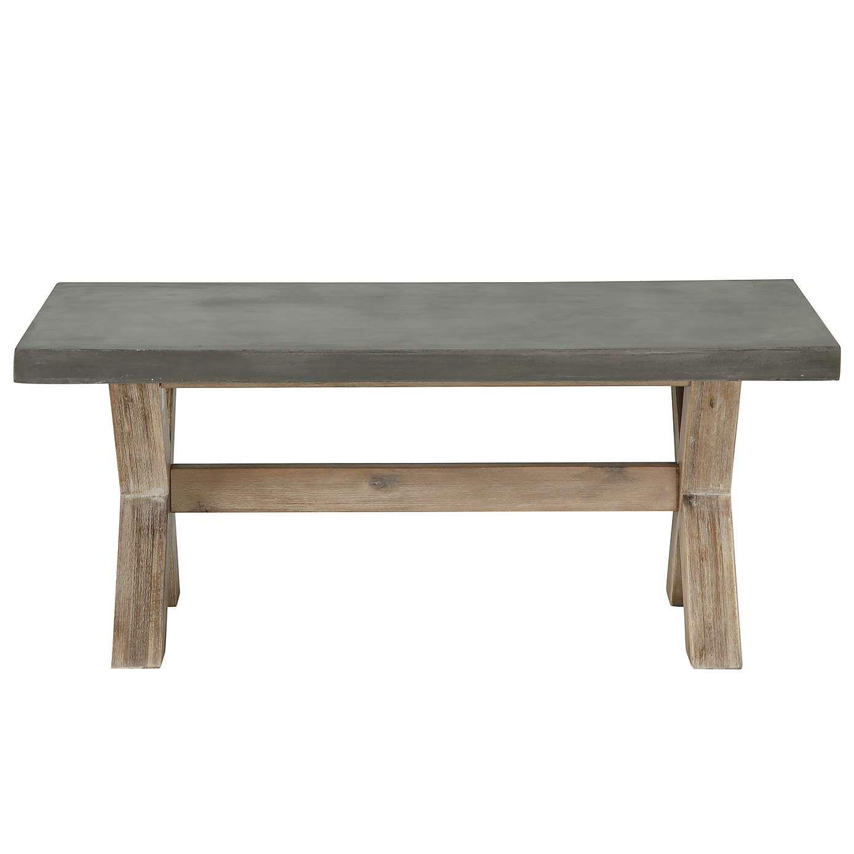 £249.99 Harvey Acacia Coffee Table