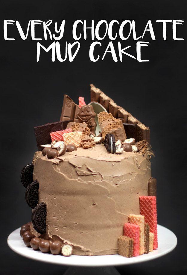 Chocolate mud cake nyc