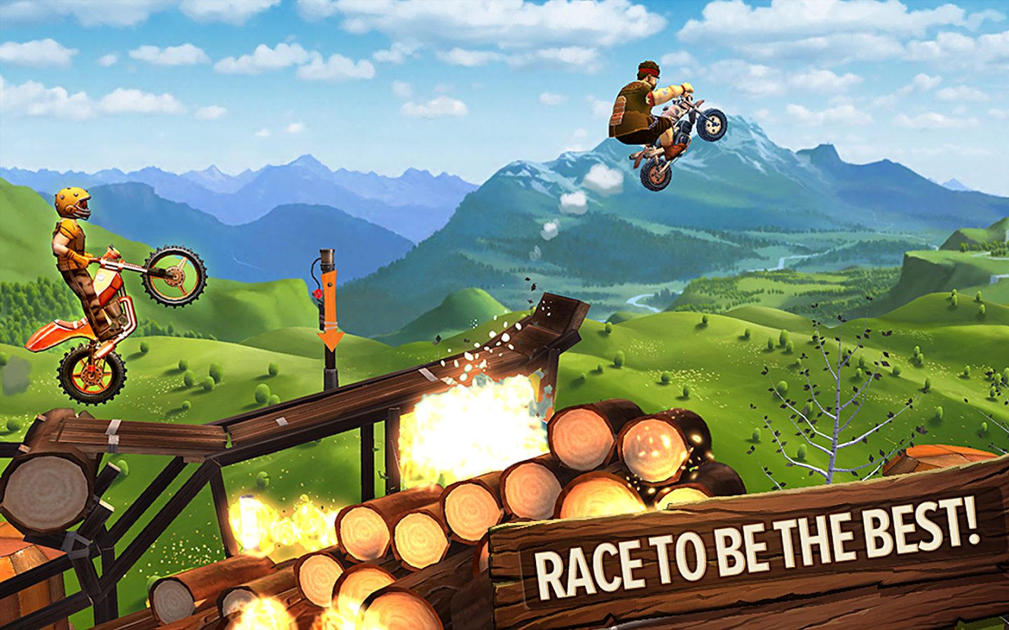 Pin by on Trials Frontier Free racing