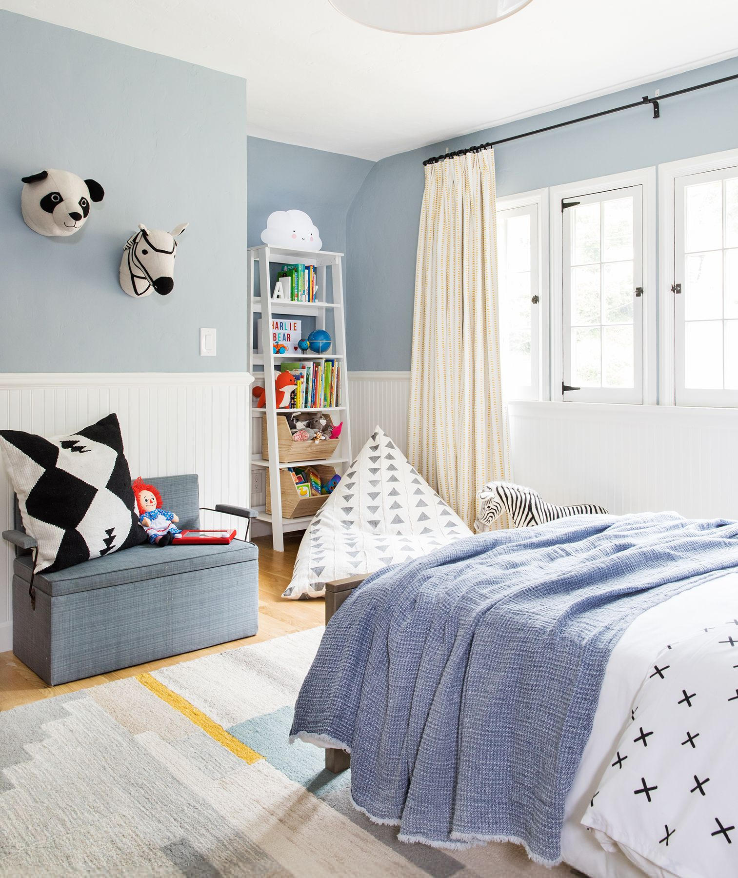 23 Decorating Tricks For Your Bedroom Real Simple Beach House Style Bedroom Decor Decoration Cuisine Decorati Industrial Decor Bedroom Decor Bedroom Decor Real simple bedroom ideas