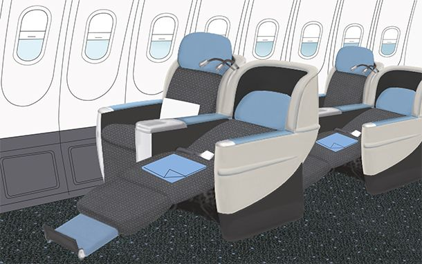 New Airline Sells Business Class Seats To Europe For Economy Prices Business Class New Airline Flights To London