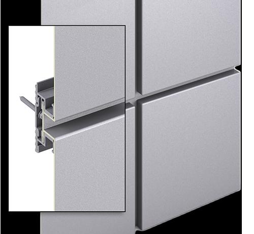 Aluminum Composite Panel Attachment Systems