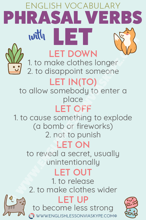 Learn English Phrasal Verbs and Idioms in context. Easy