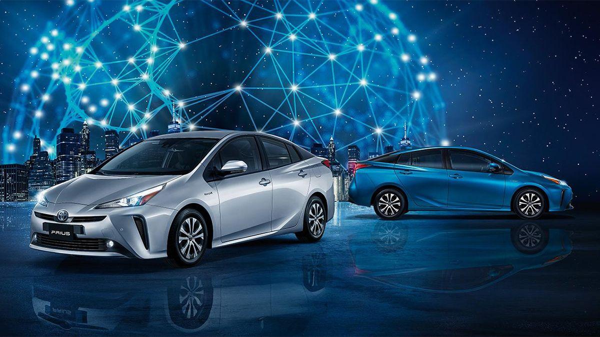 Toyota 2019 Prius Hybrid 1 8 車款介紹 Yahoo奇摩汽車機車
