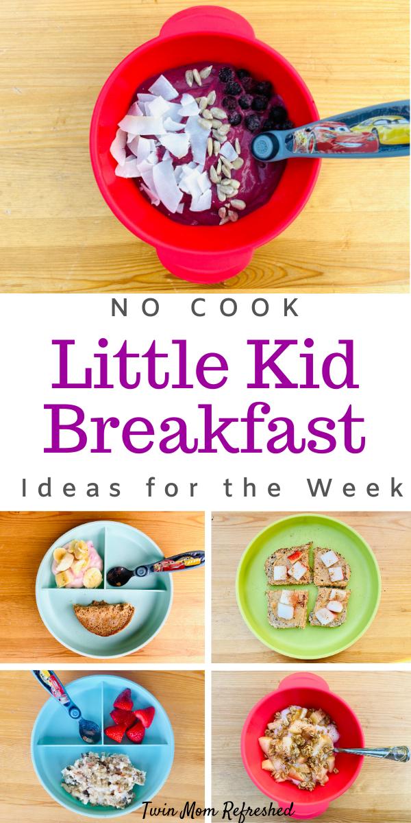 Easy Kids Breakfast Ideas In 2020 Easy Kids Breakfast Healthy Toddler Meals Healthy Toddler Breakfast