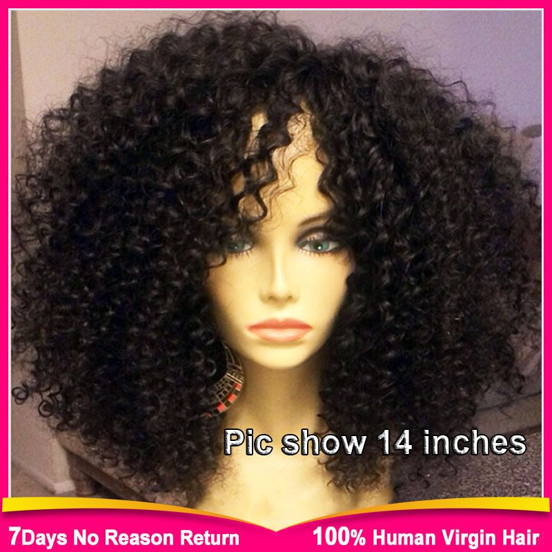 Find More Human Wigs Information about 13 Density Brazilian ...