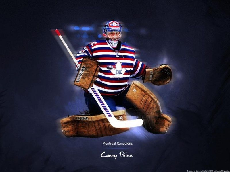 Carey Price Wallpapers Montreal Habs Montreal Hockey 31 Free Hd Montreal Hockey Goalie Gear Wallpaper