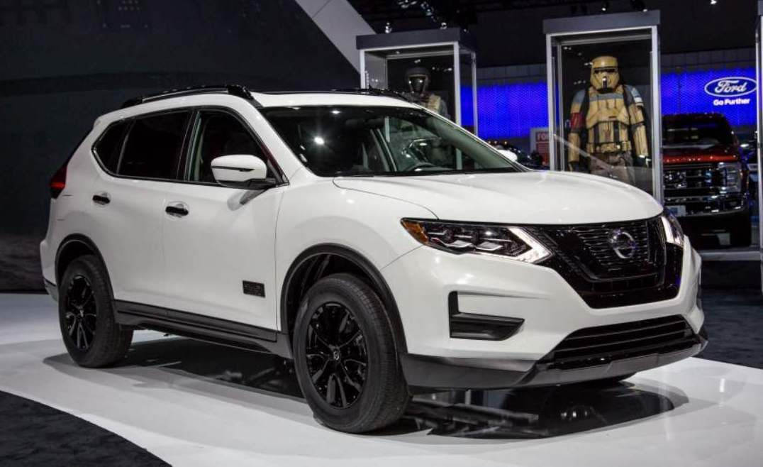 2017 Nissan Rogue White Cars Nissan Rogue Suv Cars