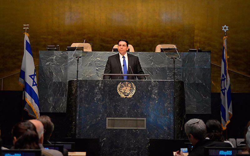 AELR NEWS: ISRAEL ELEGIDO PARA DIRIGIR UN COMITÉ PERMANENTE D...