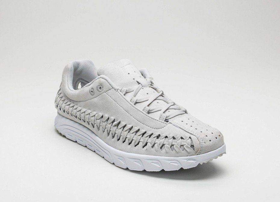 1a55b4827933 Nike Mayfly Woven (Neutral Grey   Neutral Grey - White)
