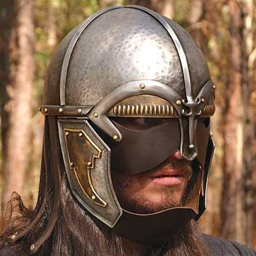viking helmet by asus01