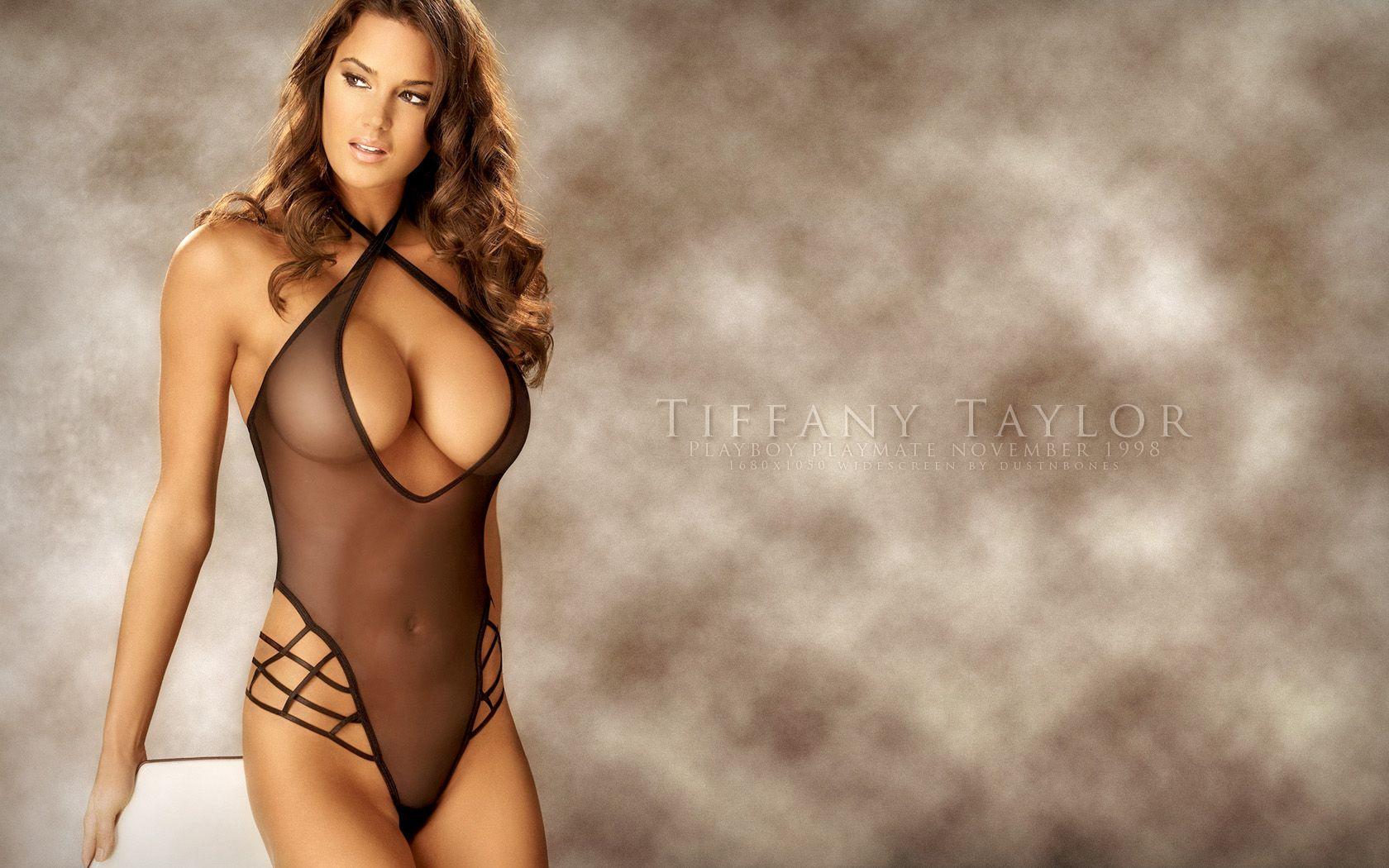 Tiffany nude in playboy magazine