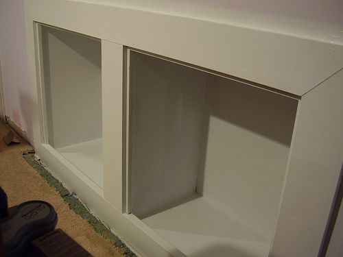 Delicieux Knee Wall Cabinets More