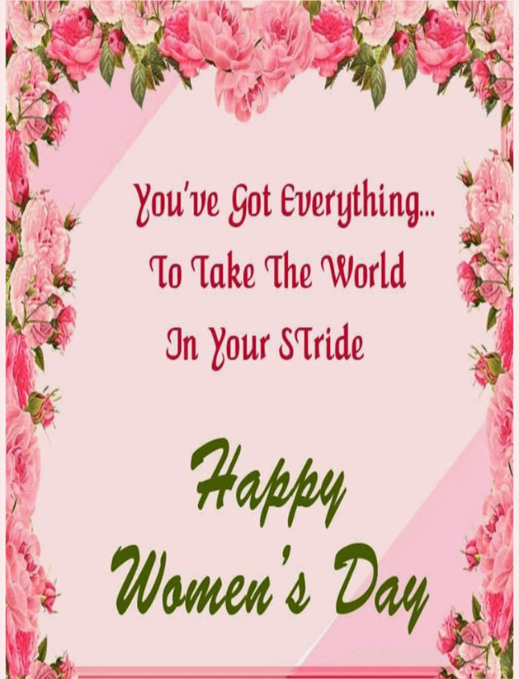 Best International Happy Womens Day Wishes And Message
