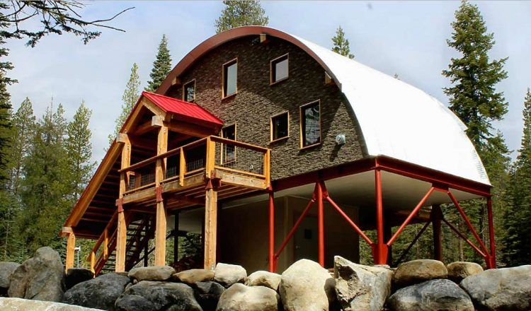 20+ Quonset Hut Homes Design, Great Idea For A Tiny House