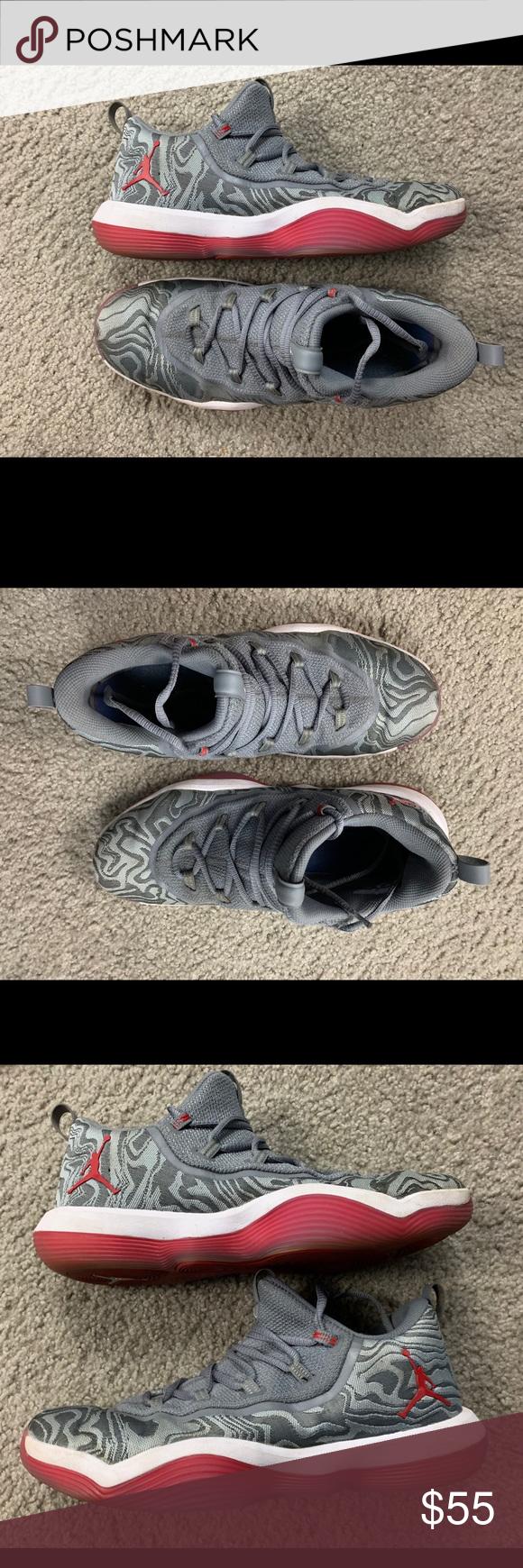 be38ac09938e9f Nike Air Jordan Super.Fly 2017 Low AA2547-004 9.5 Nike Air Jordan Super