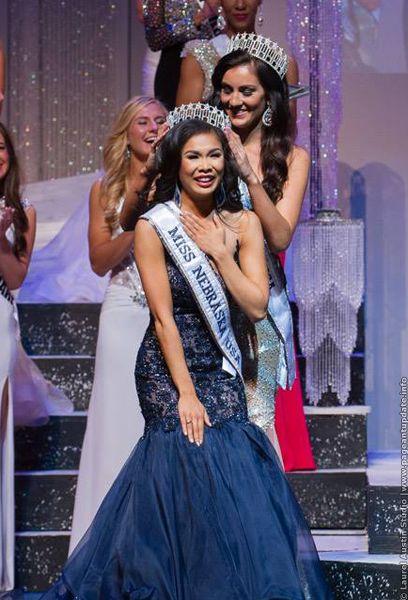 Hoang-Kim Cung - Miss Nebraska USA 2015