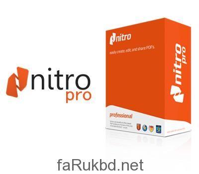 Nitro Pro 10 Enterprise 10 5 6 14 Full Serials Free Download Farukbd Net Nitro Pro Nitro Pdf Nitro
