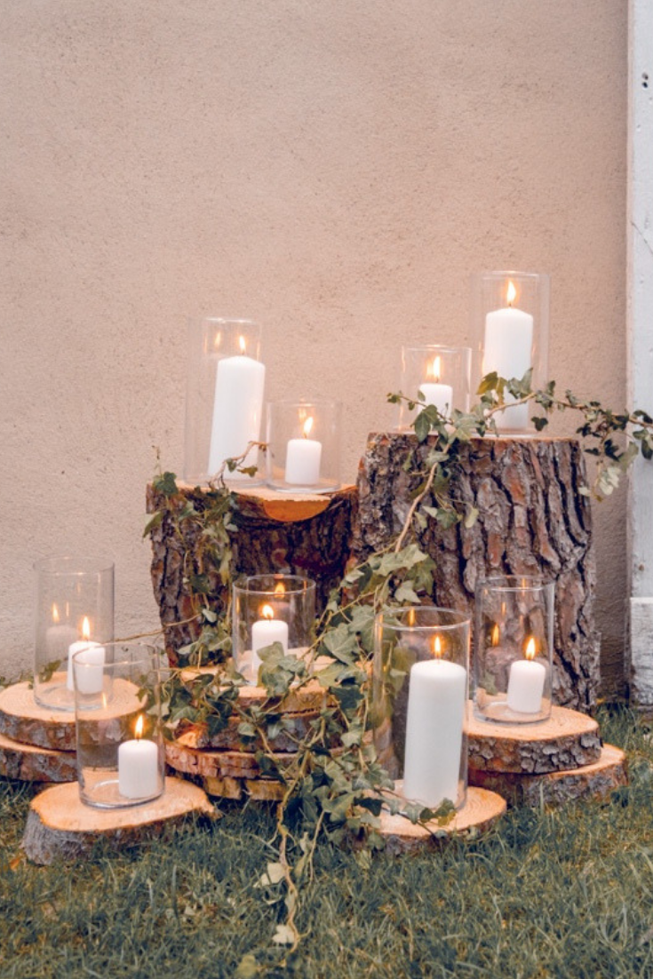 tendances deco les 6 couleurs stars de l automne 2018 mariage vintage wedding table decorations ideas