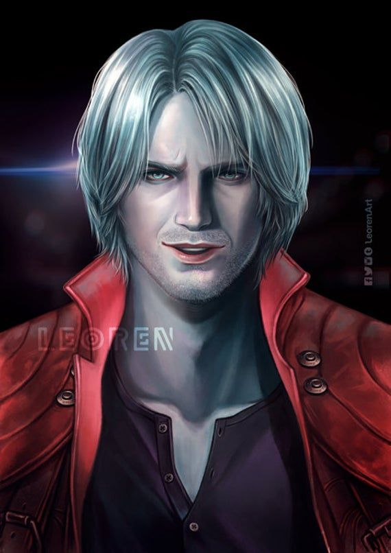 DEVIL MAY CRY MALE MODELS favourites by angelmora9021 on