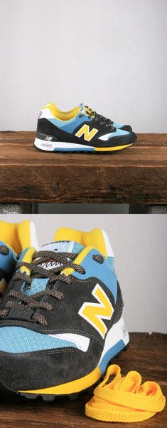NEW BALANCE 577GBL SEASIDE PACK - BLUE / NAVY BLUE / YELLOW