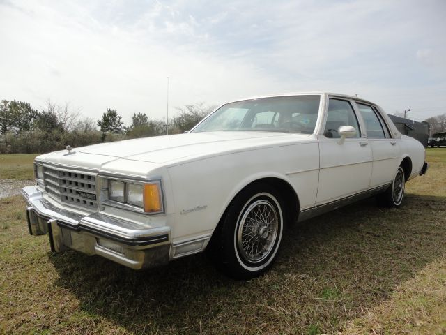 1983 Chevrolet Caprice Used Cars For Sale Madison Ga