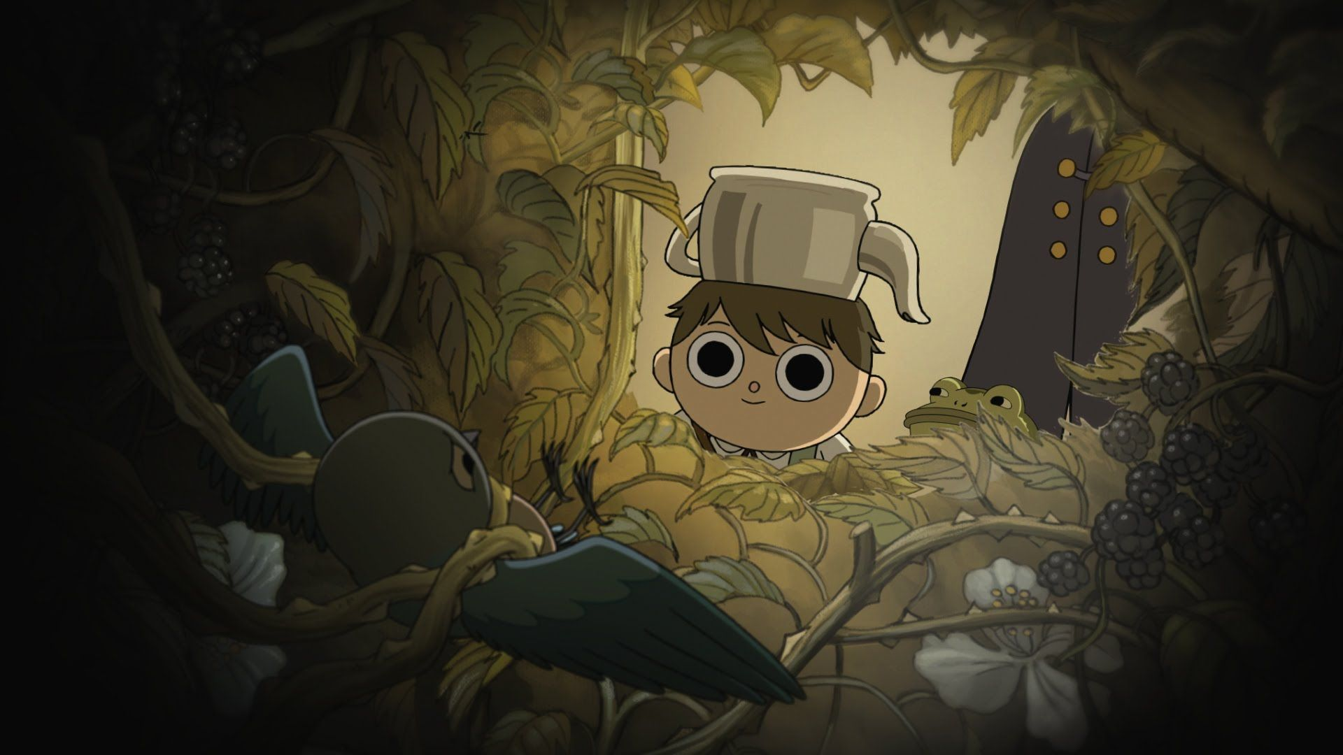 Over The Garden Wall The Old Grist Mill Official Clip Cartoons