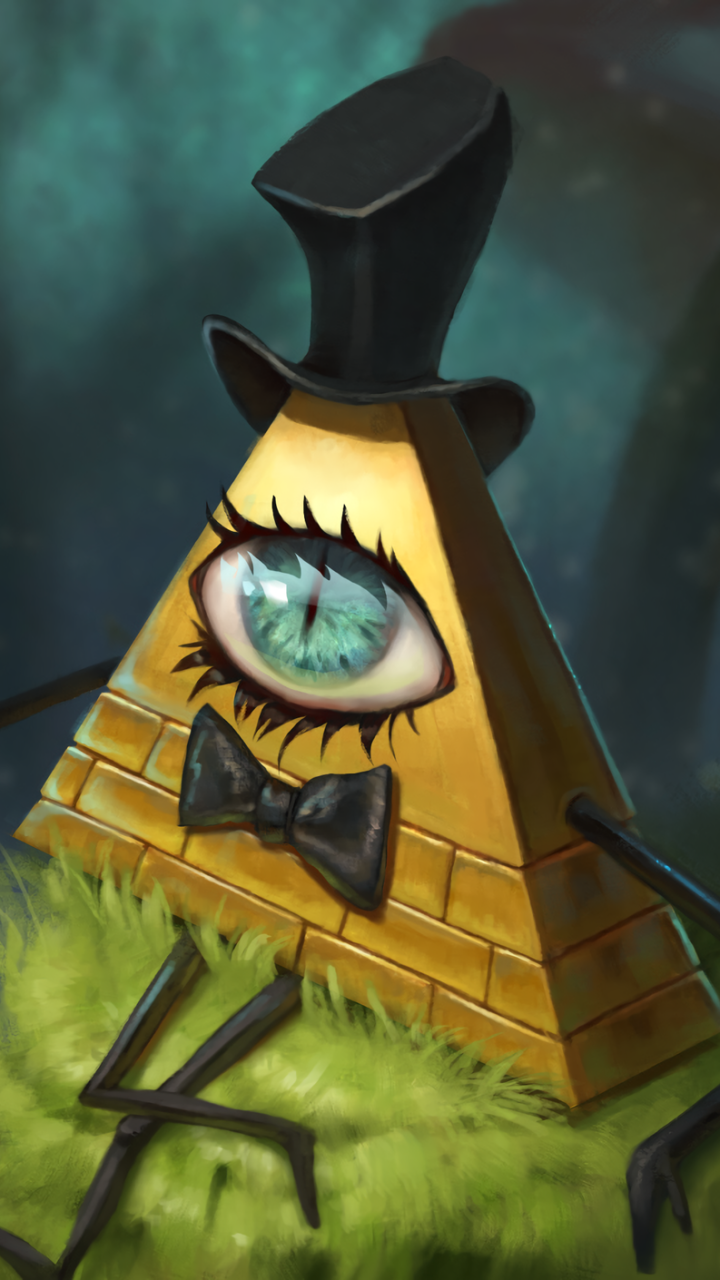 5 Awesome Bill Chipher Gravity Falls Wallpaper Android