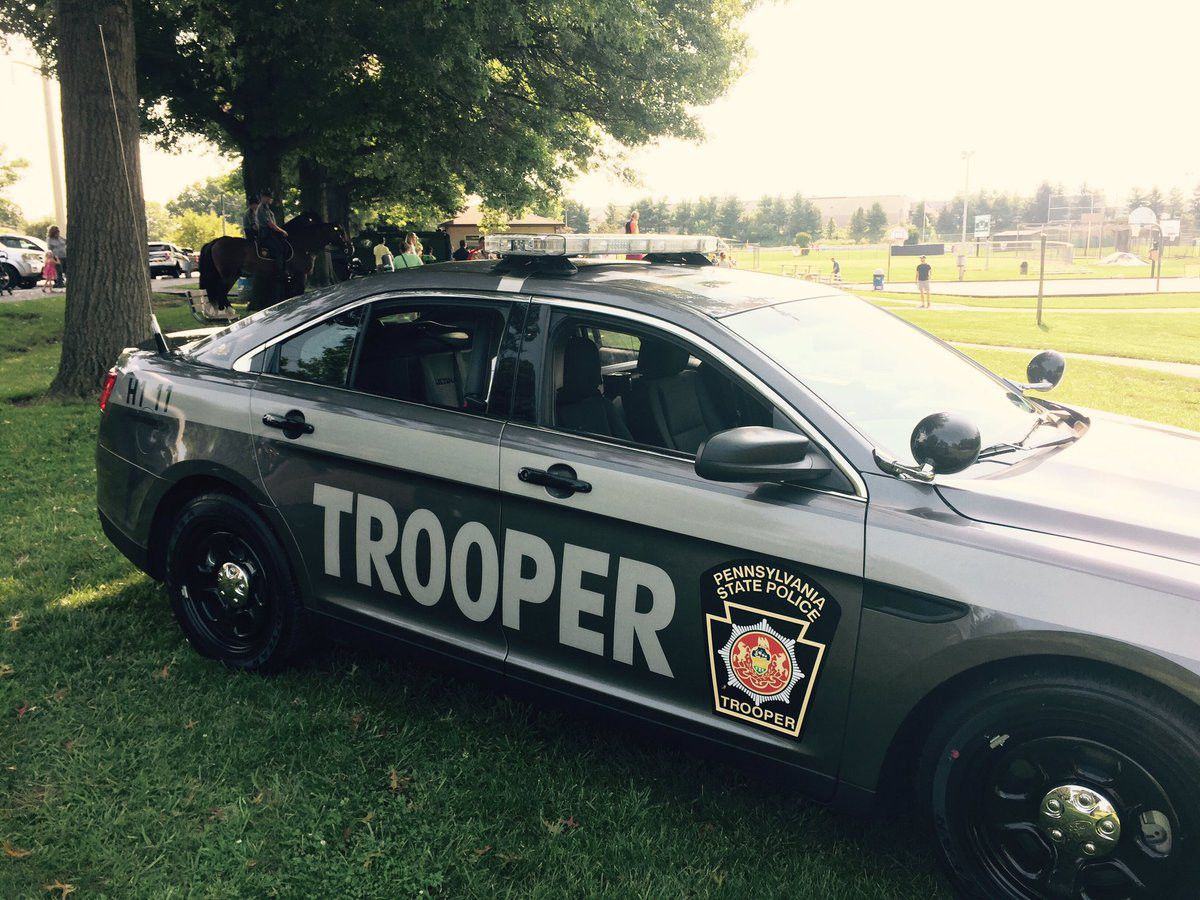 2015 Ford Taurus Police Interceptor Pennsylvania State Police Psp Police Cars Police Patrol State Police