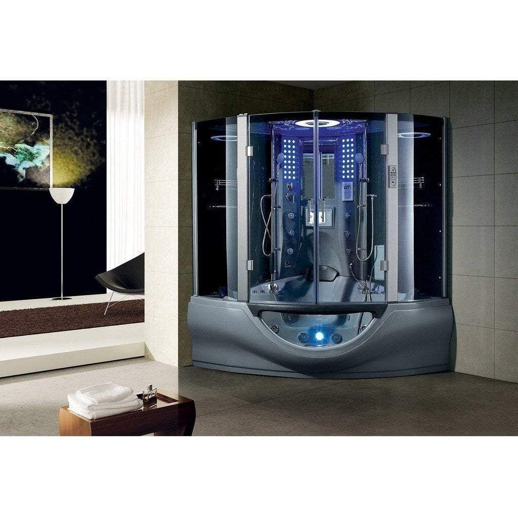 Flash Sale Maya Bath Valencia Computerized Steam Shower 108
