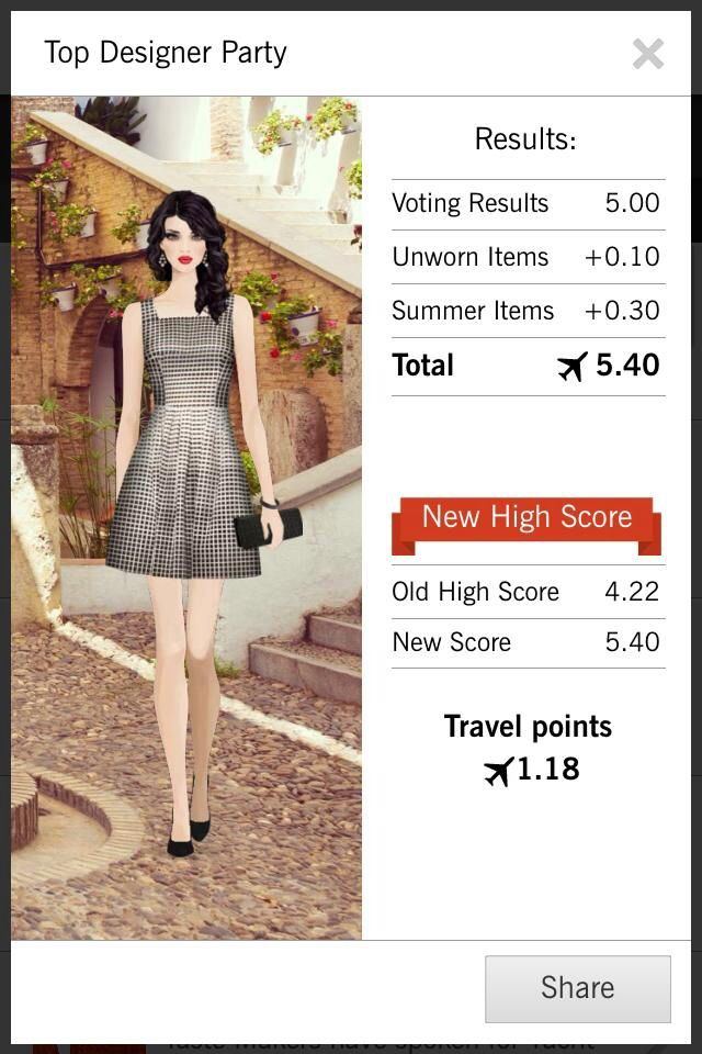 Jet Set Barcelona Top Designer Party Look By Nishee Covet Fashion Covet Fashion Games Fashion