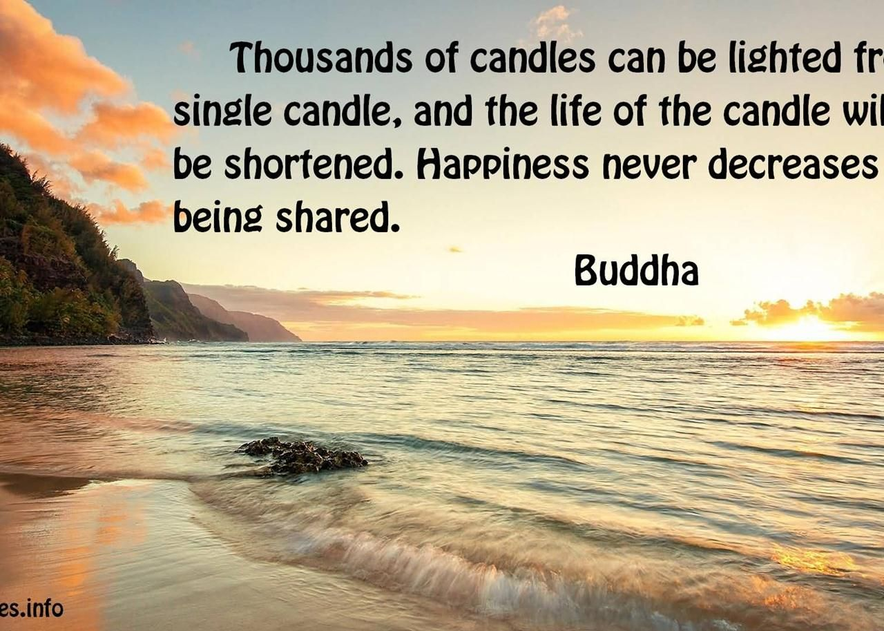 A Quote About Happiness Buddha Daily Quotes About Happiness Buddha Daily Quotes About