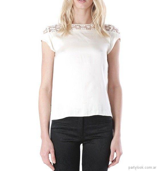 Resultado de imagen para blusas de verano 2017