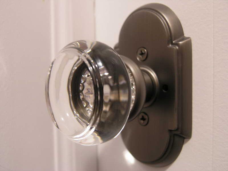 door handles crystal schlage | Some Unique Types of Schlage Door ...