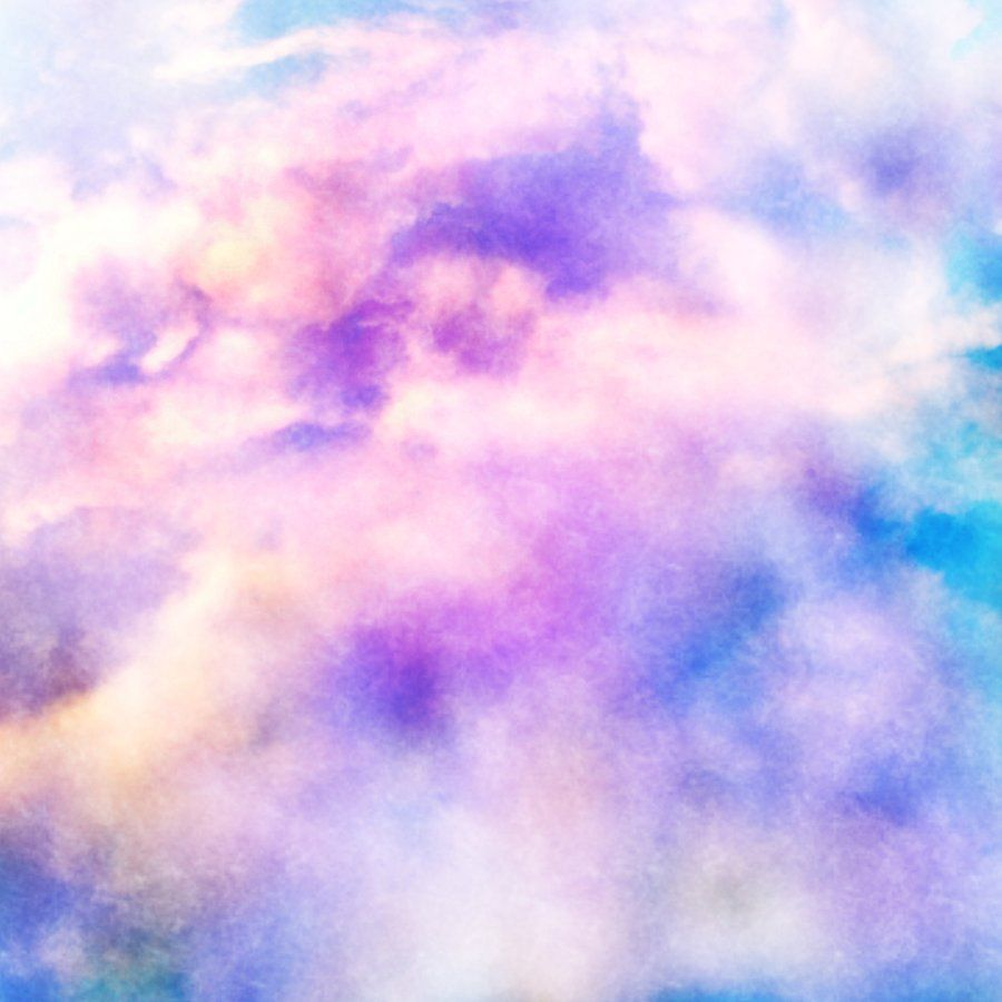 clouds background tumblr Brittany and pastel background ...