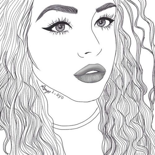 Http Weheartit Com Entry 205308966 Tumblr Outline