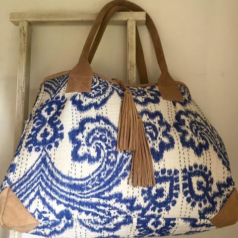 Bindi Bag - Carry All - Indigo