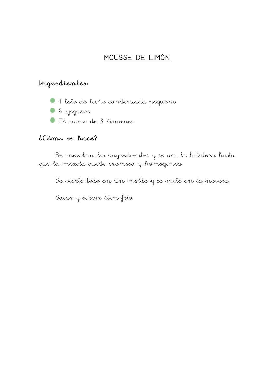 RECETARIO DE COCINA SALUDABLE by Rosalía González - issuu