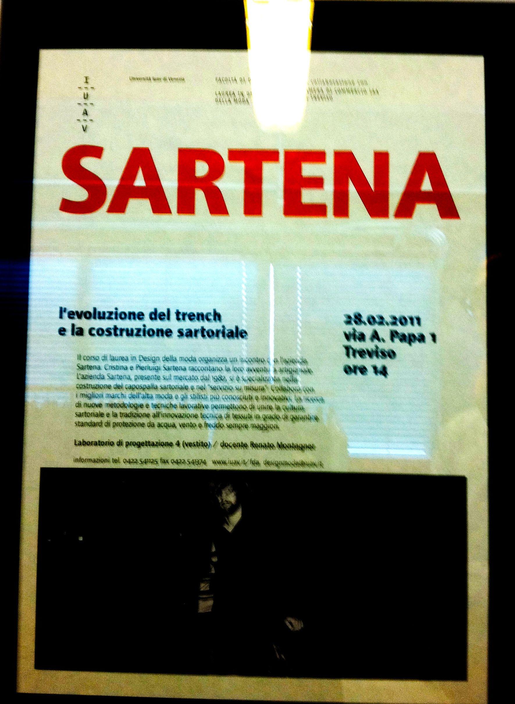 Sartena Sartoria Italiana