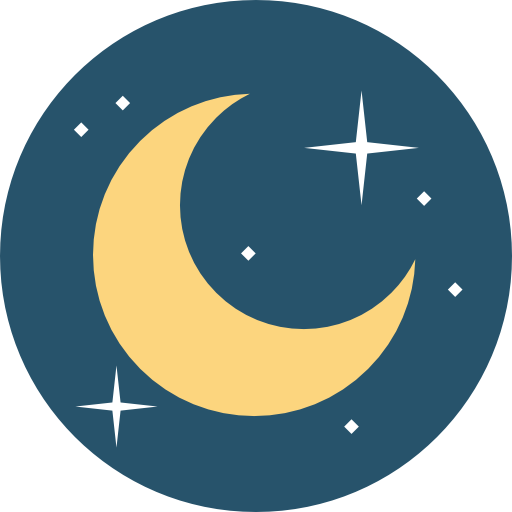 Half Moon Free Vector Icons Designed By Freepik Free Icons Moon Icon Space Icons