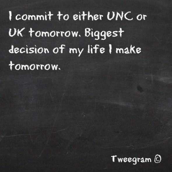 UNC Basketball Recruiting: Troy Williams to Announce Decision May 1st