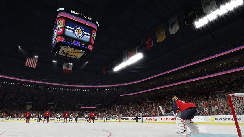 BB&T Center  Home Ice: Florida Panthers Location: Sunrise, Florida Opened: October 3, 1998