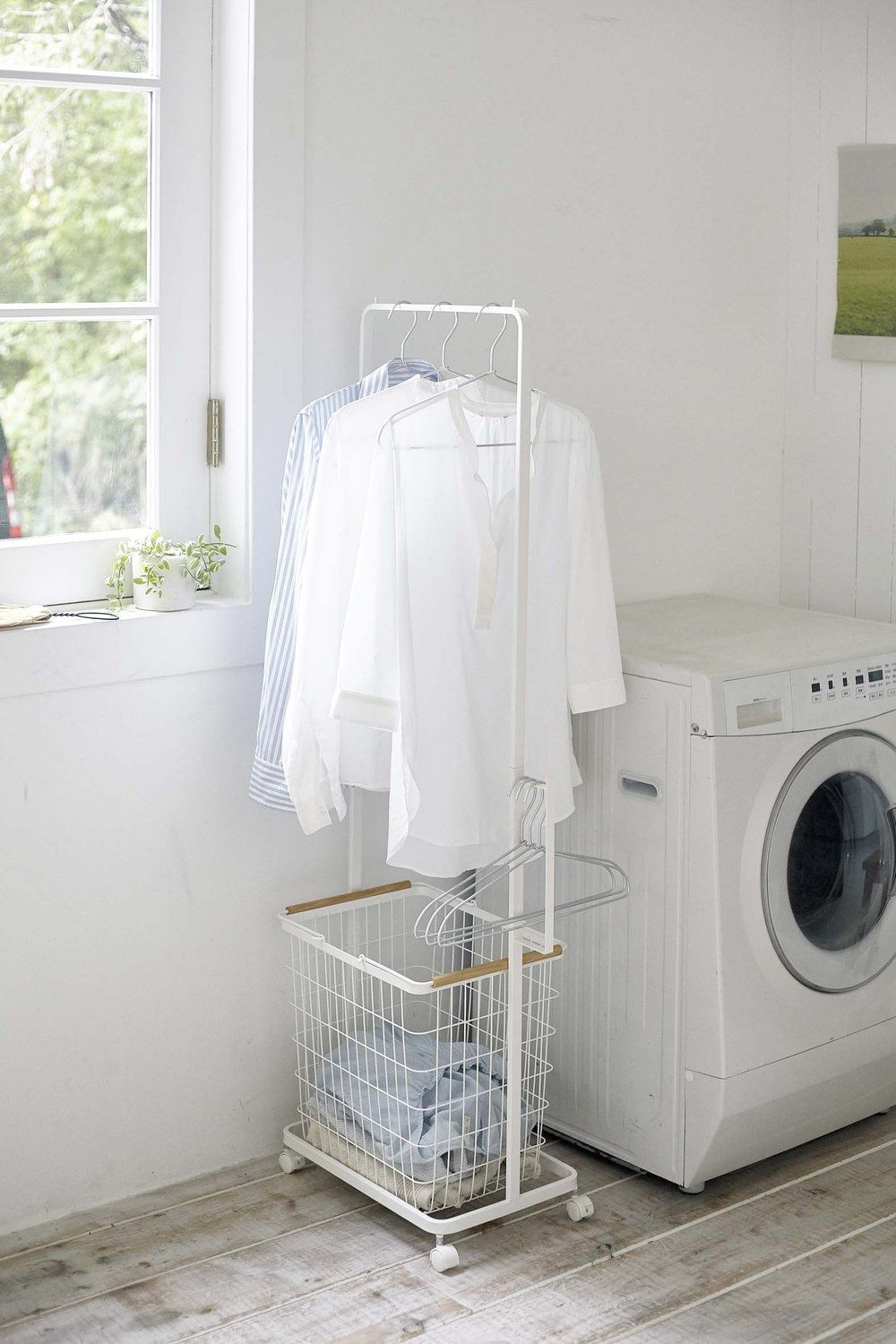 Tall Wagon For Tosca Laundry Basket In 2020 Laundry Basket